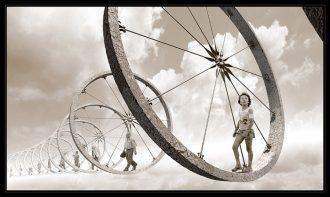 разорвать замкнутый круг